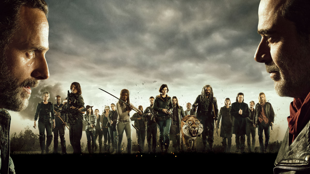 The Walking Dead Staffel 8 Auf Netflix