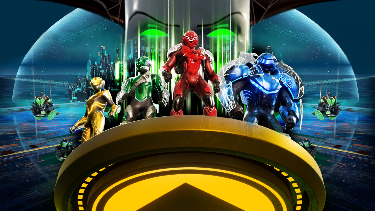 Reboot: The Guardian Code   Netflix Official Site  Reboot: The Gua...