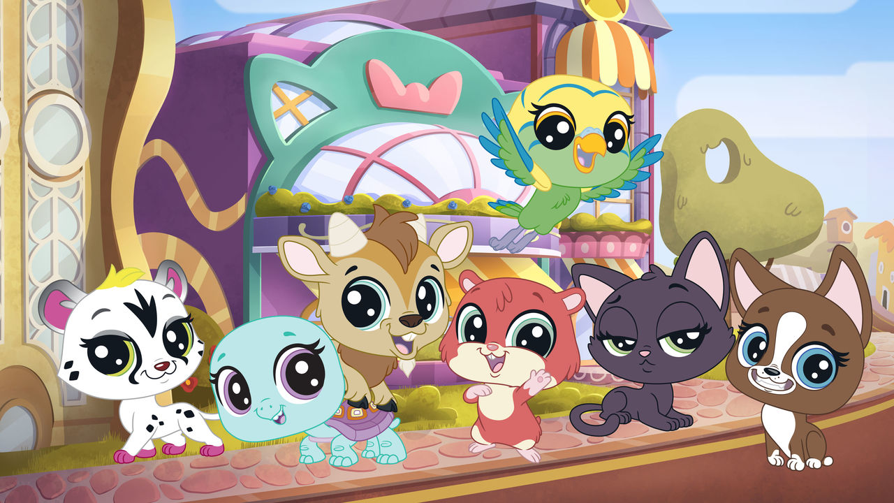 It's just a graphic of Insane Littlest Pet Shop Images