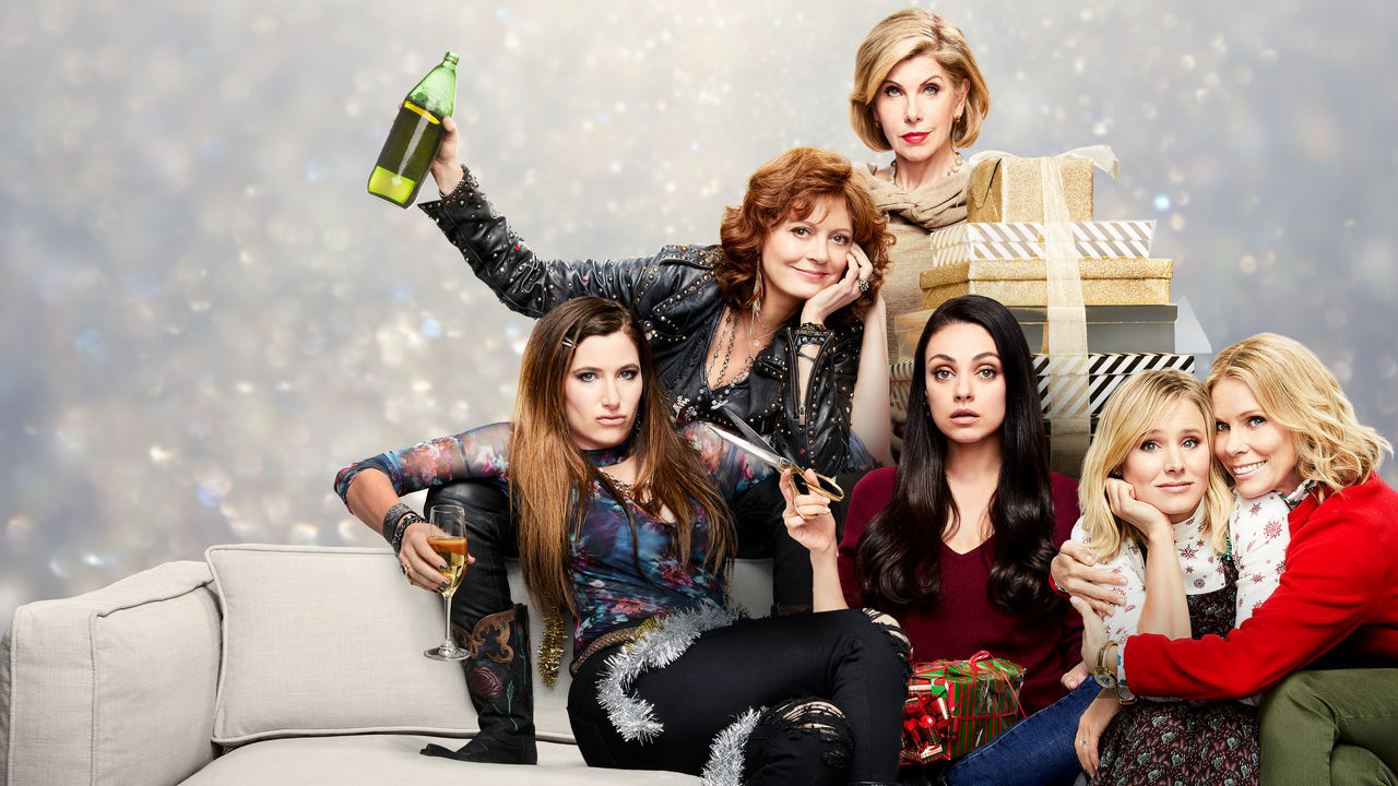 Watch A Bad Moms Christmas (2017) Free On 123movies.net