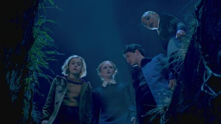 Chilling Adventures Of Sabrina Netflix Official Site