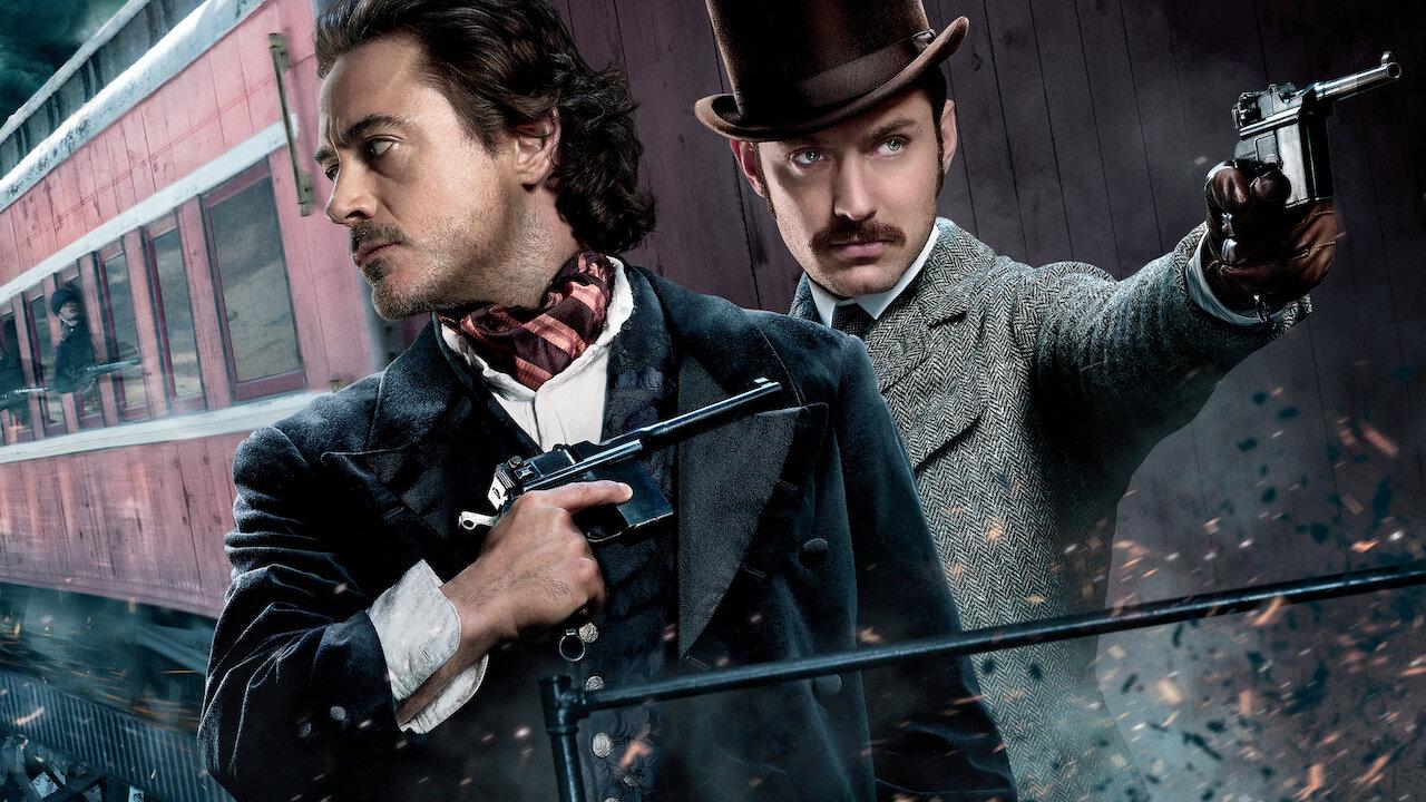 Sherlock Holmes: A Game of Shadows | Netflix
