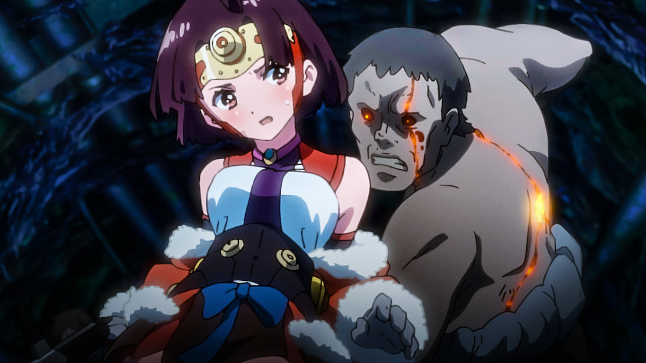 Kabaneri of the Iron Fortress: The Battle of Unato ...