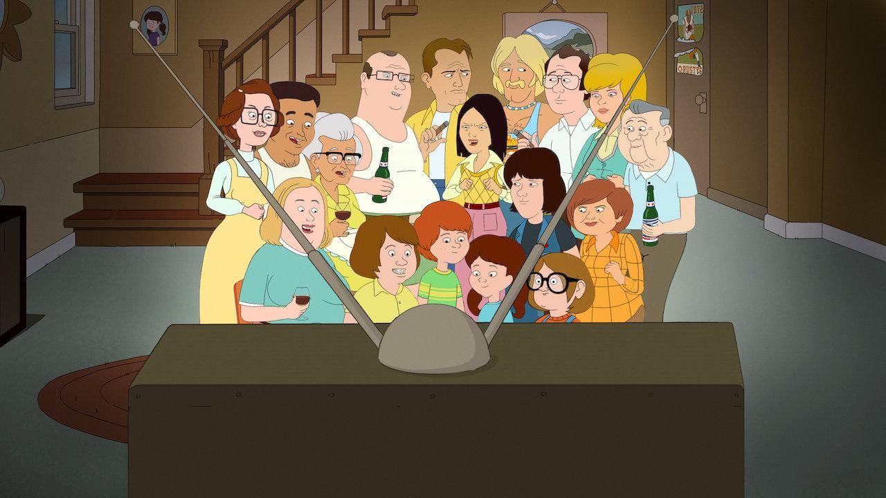 F IS FOR FAMILY Season 3 Trailer!